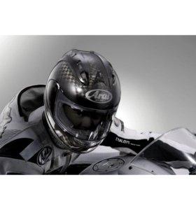 Мотошлем arai RX-7 RC black Carbon
