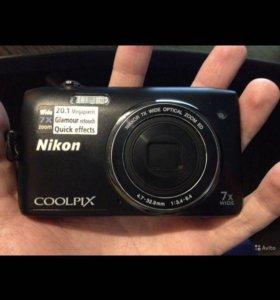 Nikon Coolpix состояние нового