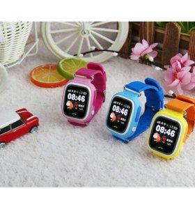 Детские умные часы G73 Q80