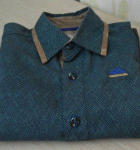 Рубашка на мальчика р. 104 (4 года)