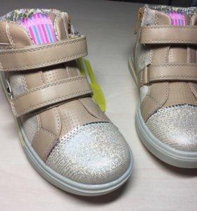 Ботинки на девочку || Детская обувь 😍