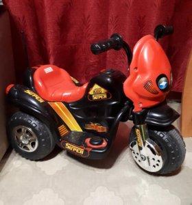 Мотоцикл аккумуляторный