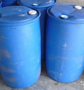 Бочка 227 литров для воды (пластиковая)