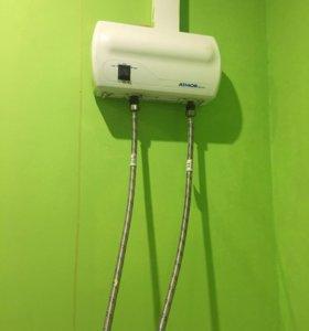 Обогреватель воды настенный электрический