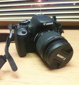 Canon 600d 18-55