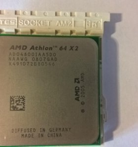 AMD Athlon 64 X2 4800+ AM2