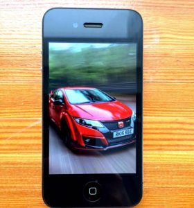 iPhone 4/Black/16 GB