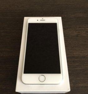 Продаю б/у IPhone 6,Silver,16GB