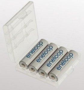 Аккумуляторы Panasonic Eneloop AA 2000 mAh, 4 шт