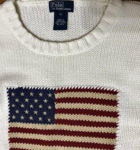 Брендовый мужской свитер