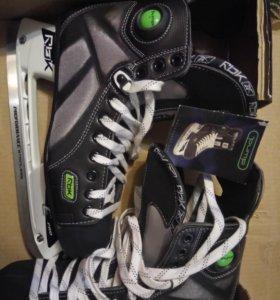 Коньки хоккейные rbk 7k pump