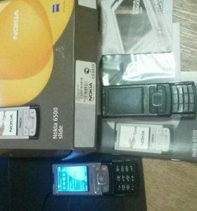 СРОЧНО! Nokia 6500 Slide (2 телефона) комплектом
