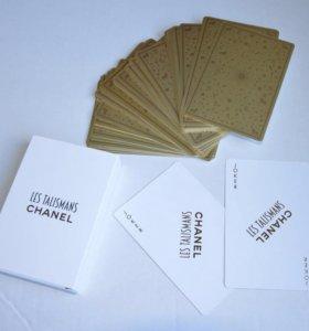 Игральные карты Chanel