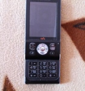 Sony Ericsson W 910i