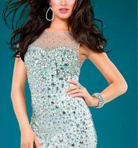 Новое Платье вечернее свадебное Jovani 78152 Торг!