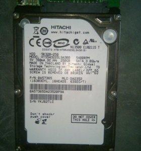 Жесткий диск 2.5 на 250гб