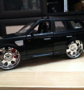 Модель Renge Rover Sport