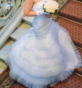Свадебное платье-трансформер Slanovsky