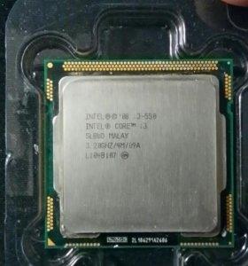 Intel® Core™ i3-550 3.20Ггц