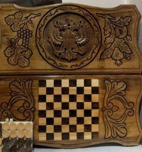 Нарды/шахматы