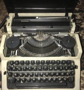 Печатная машинка 📠