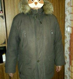 Куртка(Парка) Зима Capruce р 52-54