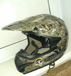Мото шлем мотоциклетный BRP Can-am XC-3 кроссовый