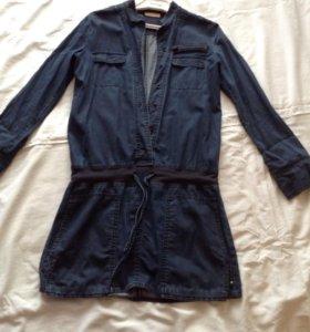 Платье джинсовое DKNY