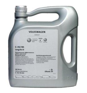 Моторное масло VAG Volkswagen 5W-30 5L
