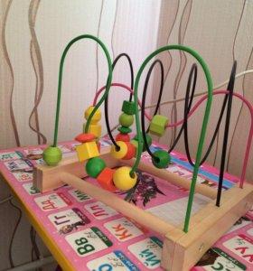 Мула , игрушка развивающая икеа