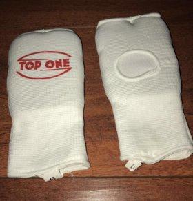 Накладки на руки для занятий карате