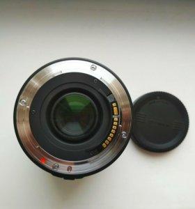 Объектив Sigma AF 70-300mm f/4-5.6 DG MACRO Canon