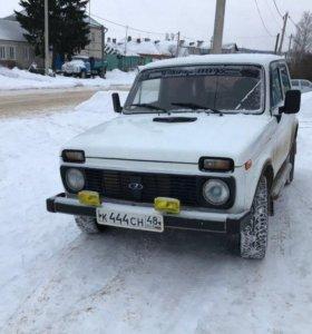 ВАЗ (Lada) 4x4, 1985