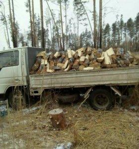 Продам дрова, сухие.