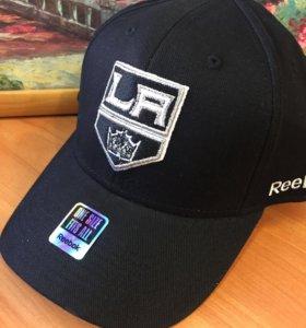 Кепка бейсболка NHL Los Angeles Kings новая.