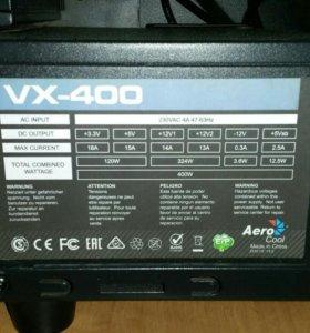 aerocool vx-400w
