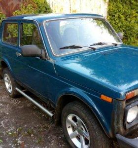 ВАЗ (Lada) 4x4, 2006