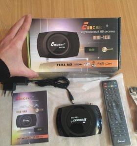 Новые Спутниковые HD Ресиверы Eurosky