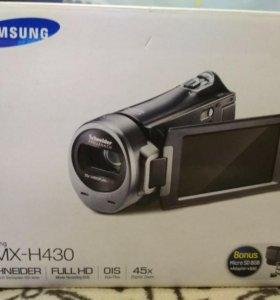 Видеокамера SAMSUNG HMX-H430