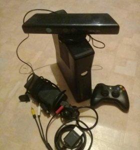 Xbox 360 плюс Kinect