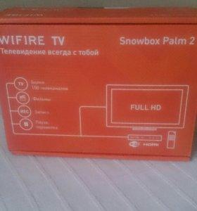 Wi-Fi TV приставка