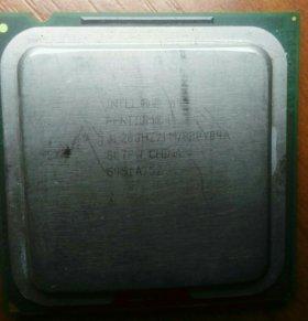 Процессор Intel Pentium 4 3.20GHz LGA 775