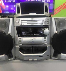 Музыкальный центр JVC MX-J75R