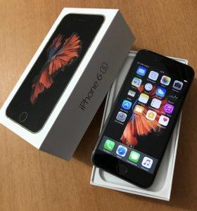 iPhone 6S 64GB Space Gray состояние на 5+