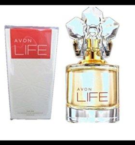 Life от avon + Лосьон для тела