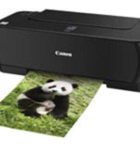 Цветной принтер Canon ip1900