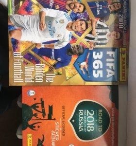Panini FIFA 365 и World Cup