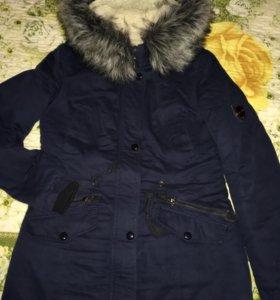 Куртка , парка .