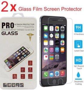 Tempered Glass iPhone 8 защитное стекло