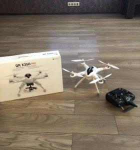 Квадрокоптер walkers QR X350